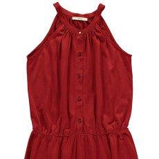 Sessun Vestido Abotonado Panzacola-listing