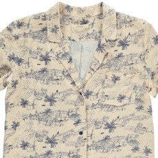 Sessun Otatea Knotted Shirt-listing