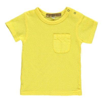 Gold Thur Ribbed T-Shirt -product