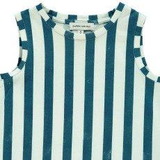 Diapers and milk Saint-Honoré Striped Vest Top-listing