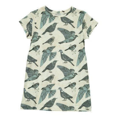 Diapers and milk Batignolles Bird Dress-listing