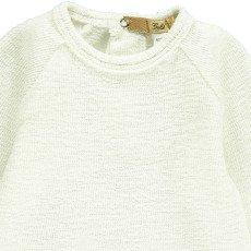 Gold Sura Sweatshirt White-listing