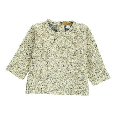 Gold Sweatshirt Lurex Sura  Gold-listing