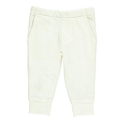 Gold Brick Jogging Bottoms White-listing