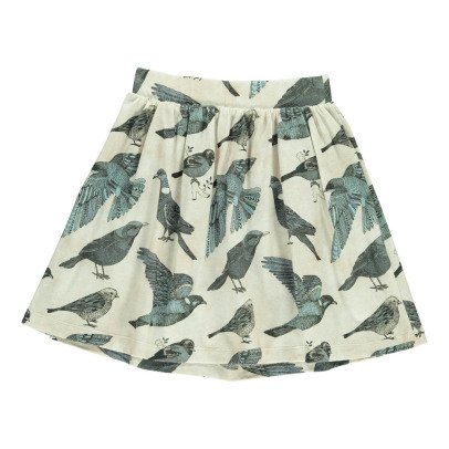 Diapers and milk Batignolles Bird Skirt-listing