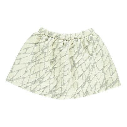 Diapers and milk Falda Tejido Textura Moncreau-listing