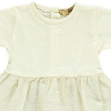Gold Klary Lurex Dress-product