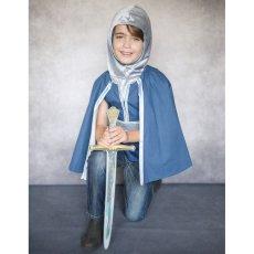 Petit Mask Ritterkostüm-Blau -listing