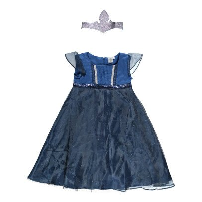Petit Mask Disfraz Princesa Azul-listing