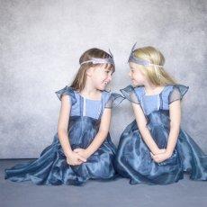 Petit Mask Prinzessinkostüm-Blau -listing