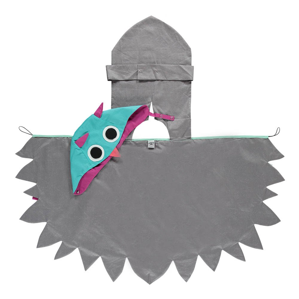 Petit Mask Déguisement Chouette Multicoloured-product
