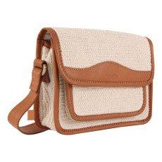 Sessun Romi Leather Saddlebag-product