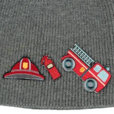 Will Woody Be Gorro Bombero-listing