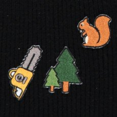 Will Woody Be Lumberjack Hat-listing