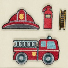 Will Woody Be Firemand Badge Set-listing