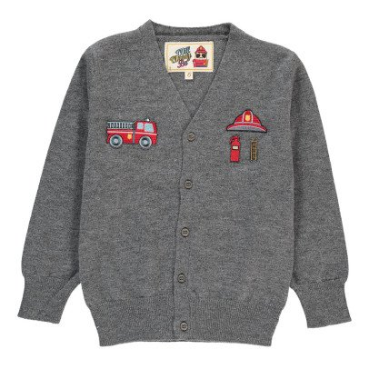 Will Woody Be Cardigan Lana Bombero-listing
