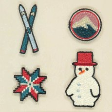 Will Woody Be Skier Badge Set-listing