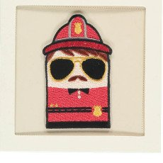 Will Woody Be Fireman Badge-listing