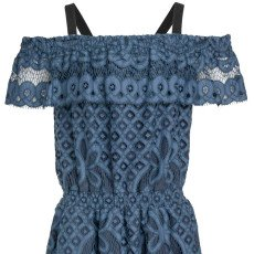 Little Remix Audrey Lace Dress-listing