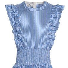 Little Remix Hamptons Striped Smock Dress-listing
