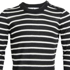 Little Remix Aza Striped Merino Jumper-listing