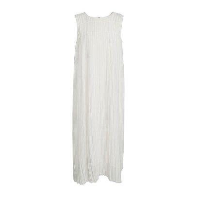 Little Remix Sea Shell Pleated Maxi Dress-listing