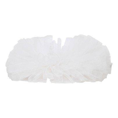 Mouche Collerette blanc-listing