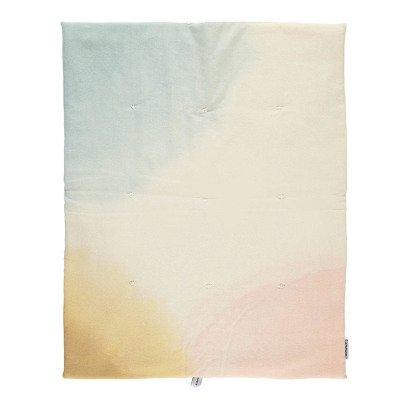 Whole Manta de bebé en tricot jacquard Wawa 75x95 cm-listing