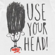 Burberry Use Your Head T-Shirt-listing
