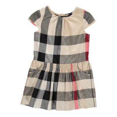 Burberry Tartan Judie Dress-listing