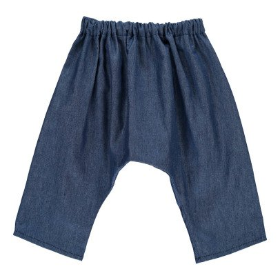 Noro Harem Trousers Denim-listing