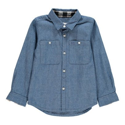 Burberry Camble Long Sleeve Shirt-listing