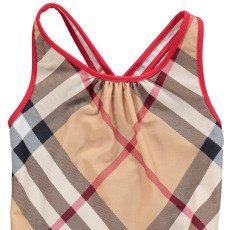 Burberry Tartan Beadnell Swimsuit-listing