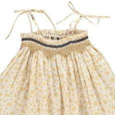 Noro Kleid aus Leinen Kirschen -listing