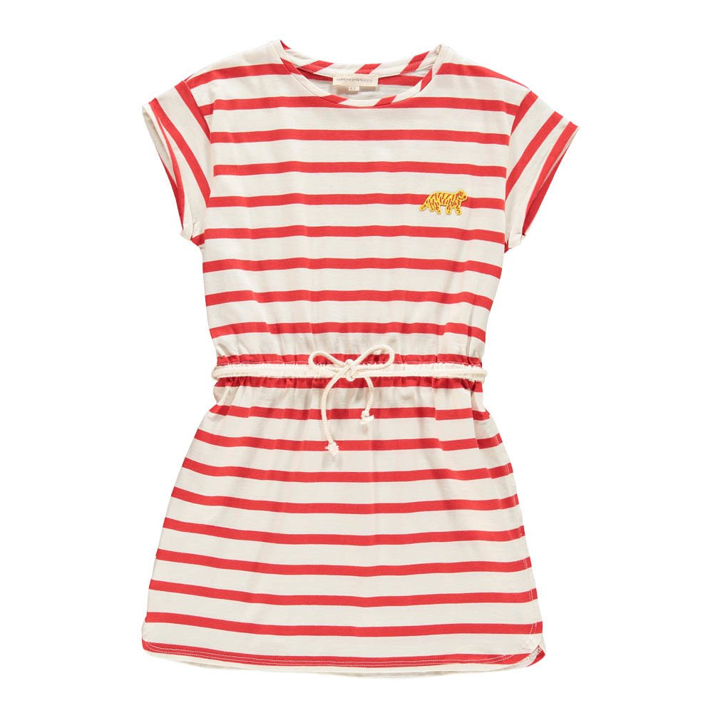 Hundred Pieces Tiger Stripe Dress-product