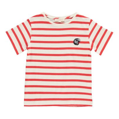 Hundred Pieces French Riders Stripe T-Shirt-listing