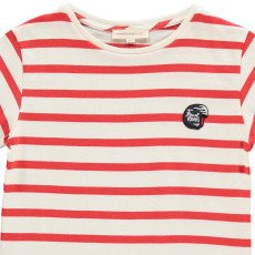 Hundred Pieces French Riders Stripe T-Shirt-product