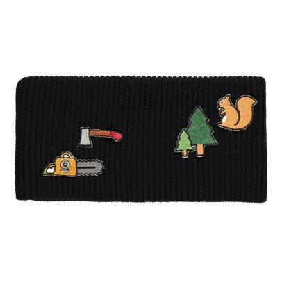 Will Woody Be Lumberjack Tube Scarf-listing