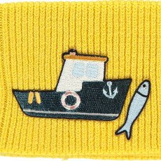 Will Woody Be Fisherman Tube Scarf-listing
