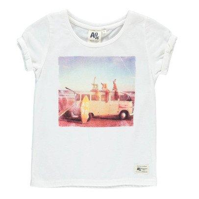 AO76 T-Shirt Van Strand -listing