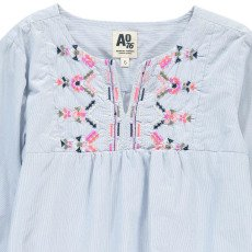 AO76 Embroidered Blouse-product