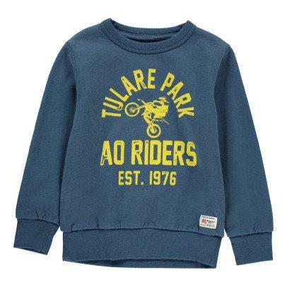 AO76 Sweatshirt Rider -listing