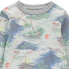 AO76 Sweatshirt Palmen -listing