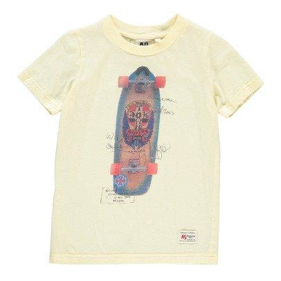 AO76 T-shirt Skateboard-listing
