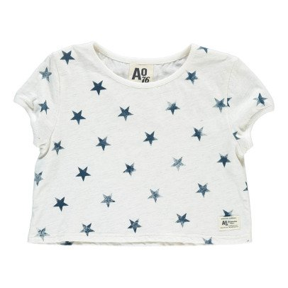 AO76 T-shirt Cropped Stella-listing