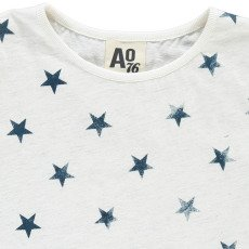 AO76 T-Shirt Cropped Sterne -listing
