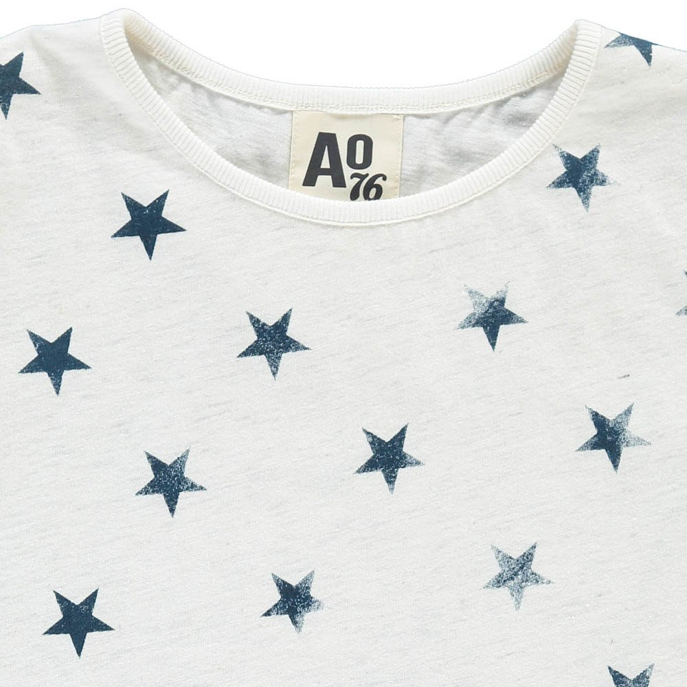 AO76 Star Cropped T-Shirt-product