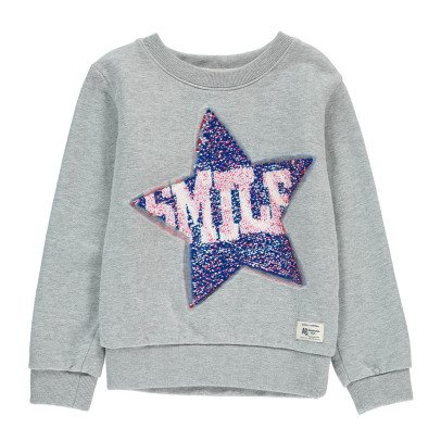 AO76 Sequin Star Sweatshirt-product