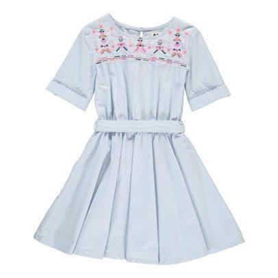 AO76 Vestido Bordado Rayas Finas-listing