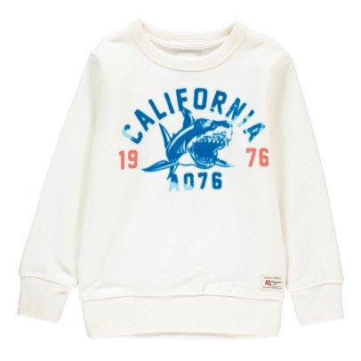 """AO76 Felpa Lustrini """"California""""-listing"""